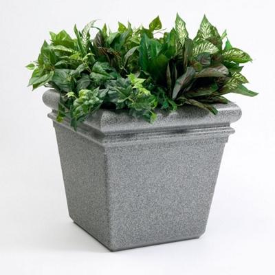 "Outdoor Planter - 18"" H"