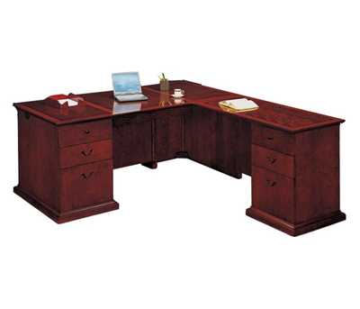 Executive L-Shape Desk with Right Return
