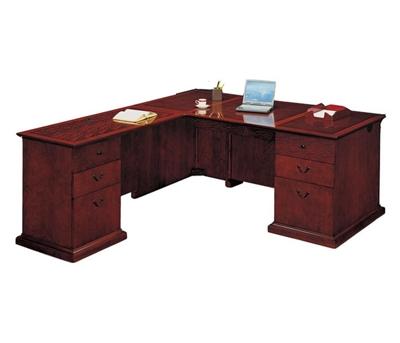 Executive L-Shape Desk with Left Return