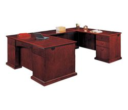 Executive U-Shape Desk with Right Return