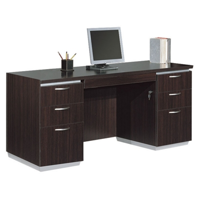 """Kneespace Credenza - 70""""W - Ready to Assemble"""