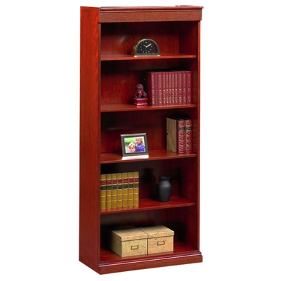 Del Mar Center Bookcase without side molding