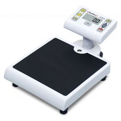 480 lb Weight Capacity Digital Space-Saving Physician Scale