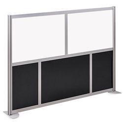 "At Work Divider Panel - 73.25""W x 53""H"