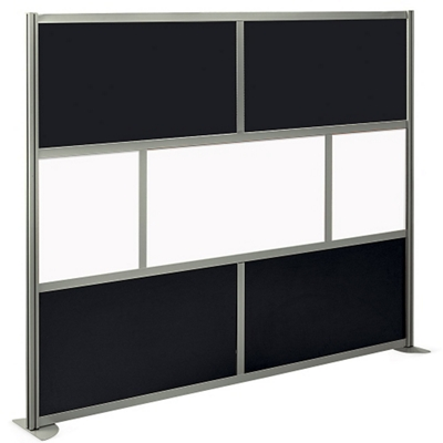 "At Work Divider Panel - 96""W x 78""H"