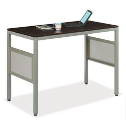 """At Work 60""""W x 30""""D Standing Height Desk"""