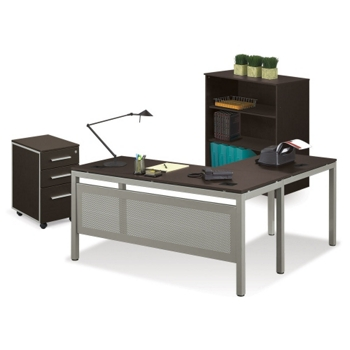 Home Office Furniture Sets  Complete Executive Desk Set at NBFcom