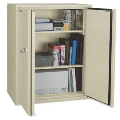 "44"" High Fireproof Storage Cabinet"
