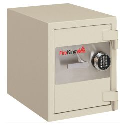 1.3 Cubic Fireproof Safe with One Shelf