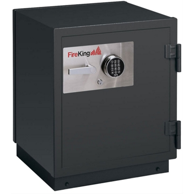 Two Shelf 4.9 Cubic Fireproof Safe