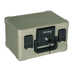 SureSeal Fire and Water Chest with .15 cu ft Capacity