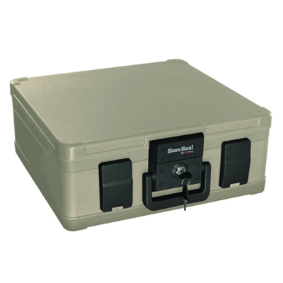 SureSeal Fire and Water Chest with .27 cu ft Capacity