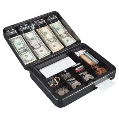 Lockable Custom Cash Box