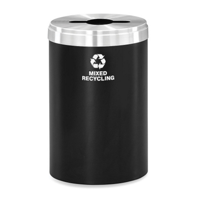 41 Gallon Mixed Recycling Container