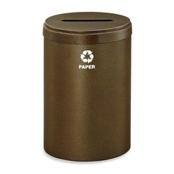 41 Gallon Paper Recycling Container