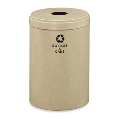 41 Gallon Bottles and Cans Recycling Container