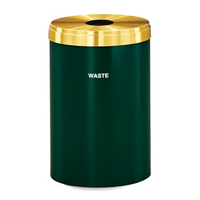41 Gallon Waste Container