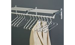 "Coat Rack with Shelf 36"" Wide"