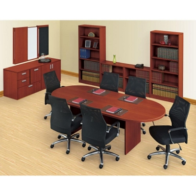 Contemporary Complete Conference Room Set