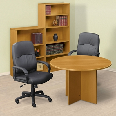 Conference Chair shown in room scene