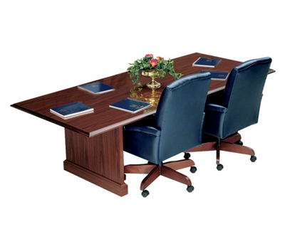 """Traditional Rectangular Conference Table - 96"""" x 42"""""""