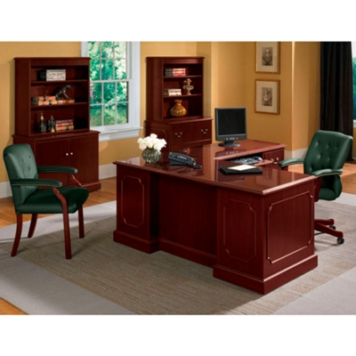 Executive Office with L-Desk