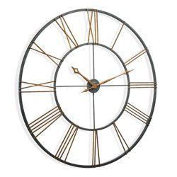 "Postema Wall Clock - 49"" Dia"