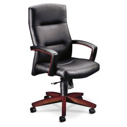 HON Park Avenue Executive Leather Chair