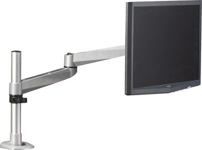 Post Mount Monitor Arm