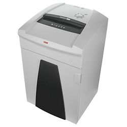 Cross-Cut Shredder for Paper and CDs - 38.3 Gallon