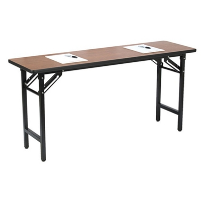 "72"" x 18"" Folding Training Table"
