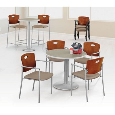 Strata Table and Chair Set