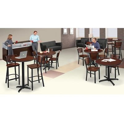 Loft Café Breakroom Grouping