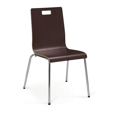 Barista Armless Café Chair