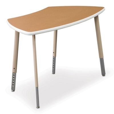 1/6 Round Meeting Table