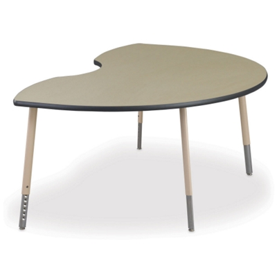 Kidney Shaped Meeting Table