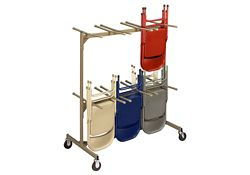 2 Tier Chair Caddy