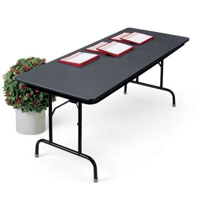 "Heavy-Duty Rectangular Folding Table  - 30"" x 60"""