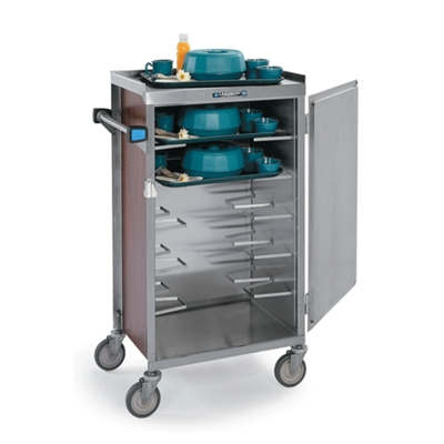 """18""""W Compact Tray Delivery Cart"""