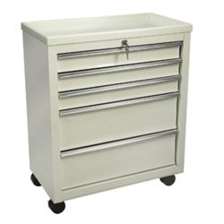 5-Drawer Super Saver Bedside Cart