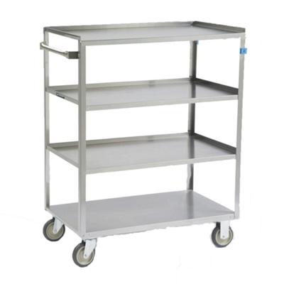 """37""""W 500lb Weight Capacity Linen Cart"""