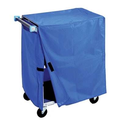 """Cart Cover for 37""""W 500lb Weight Capacity Linen Cart"""