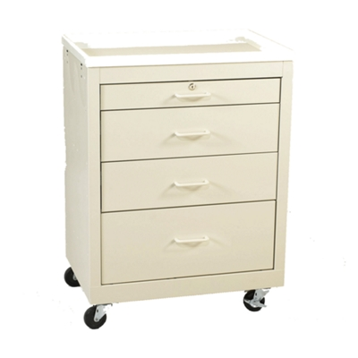 4 Drawer Super Saver Standard Cart