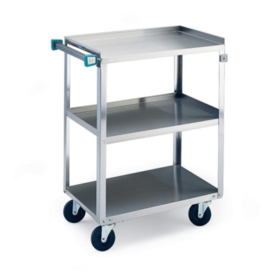 Lakeside 311 Stainless Steel Utility Cart 18x27