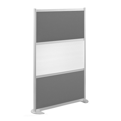 "52""W x 78""H High Panel Wall Partition"