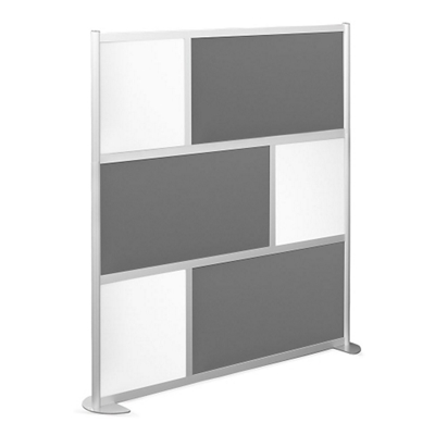 "76""W x 78""H High Panel Wall Partition"