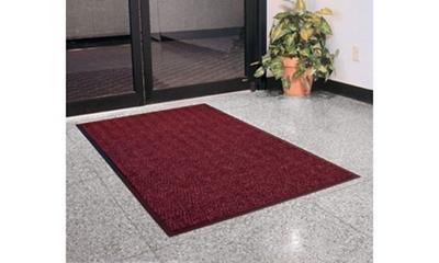 Chevron Floor Mat 4' x 6'