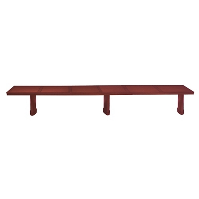 Panel Base Conference Table – 12'