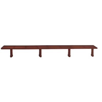 Panel Base Conference Table – 18'
