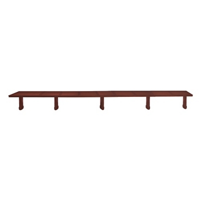 Panel Base Conference Table – 24'